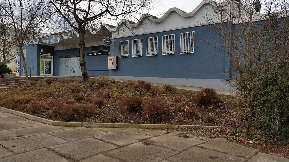 Kaufhalle & Lagerhalle in Erfurt