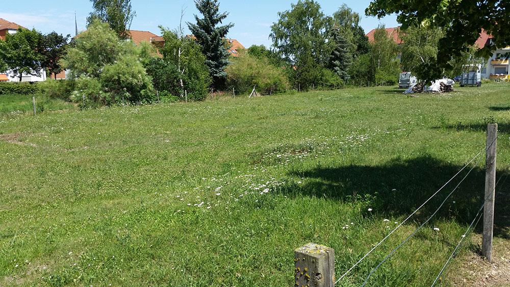 Grundstück zur Bebauung in Mischgebiet Erfurt