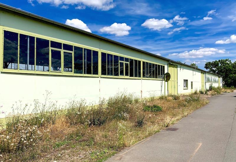Gewerbeflächen, Lager-und Produktionshallen